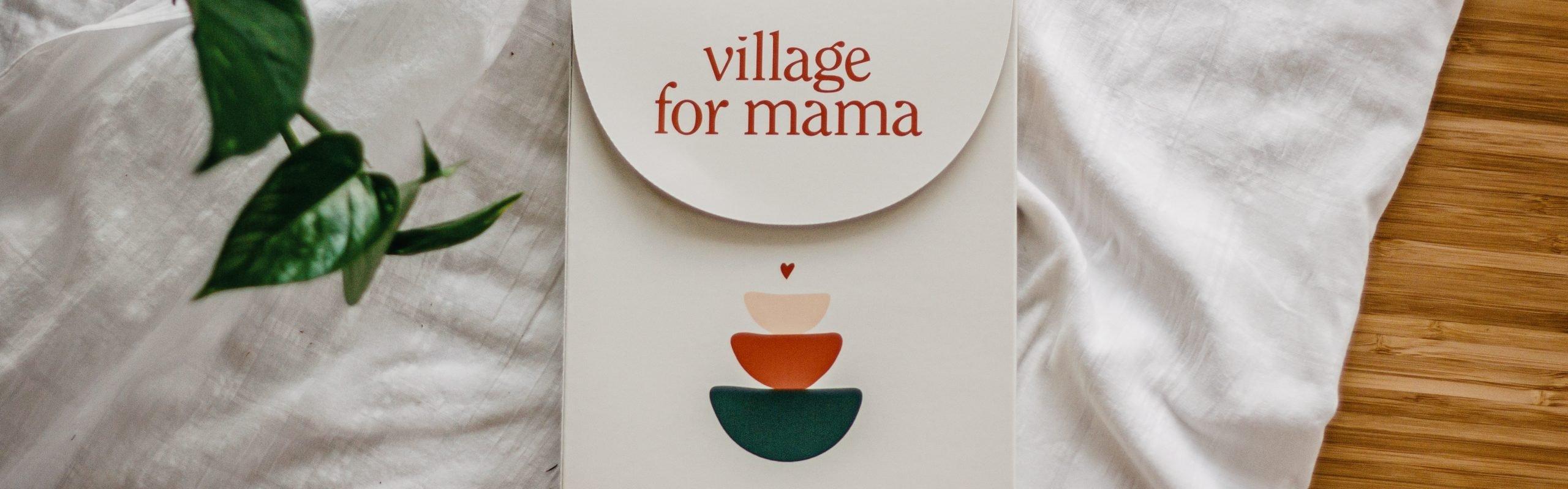village for mama book